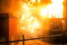 Coronation Street Explosion