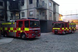 Coronation Street Fire Appliances
