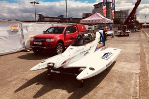 F1 Powerboats Fire Cover