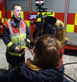 Fire Service Technical Advisor