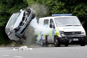 Hollyoaks Car Stunt 3